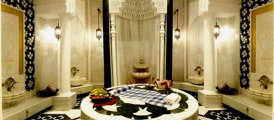 Traditional Turkish Bath In Turkey